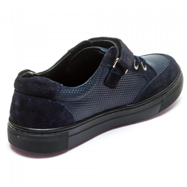 Кроссовки AlilA 999-2W(37-40)синие