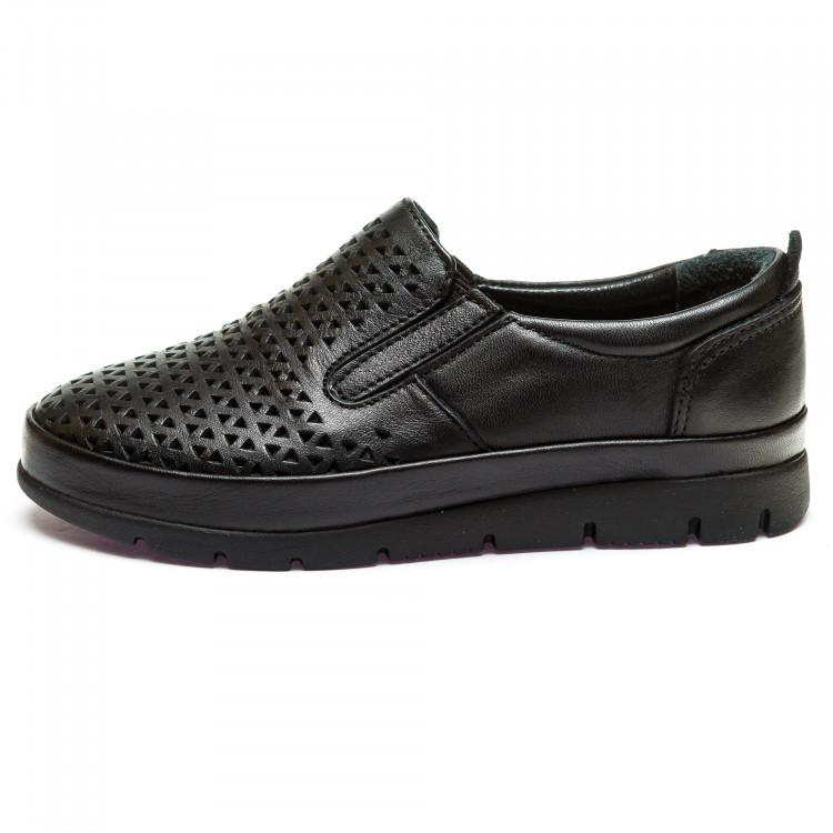 Туфли DALTON LTO521(01)(26-30)чер.кожа