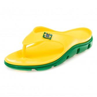 Вьетнамки Ukraine 118224 под.желт/зелен