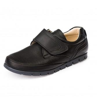 Туфли Panda 302 PF(1) черные (30-37)