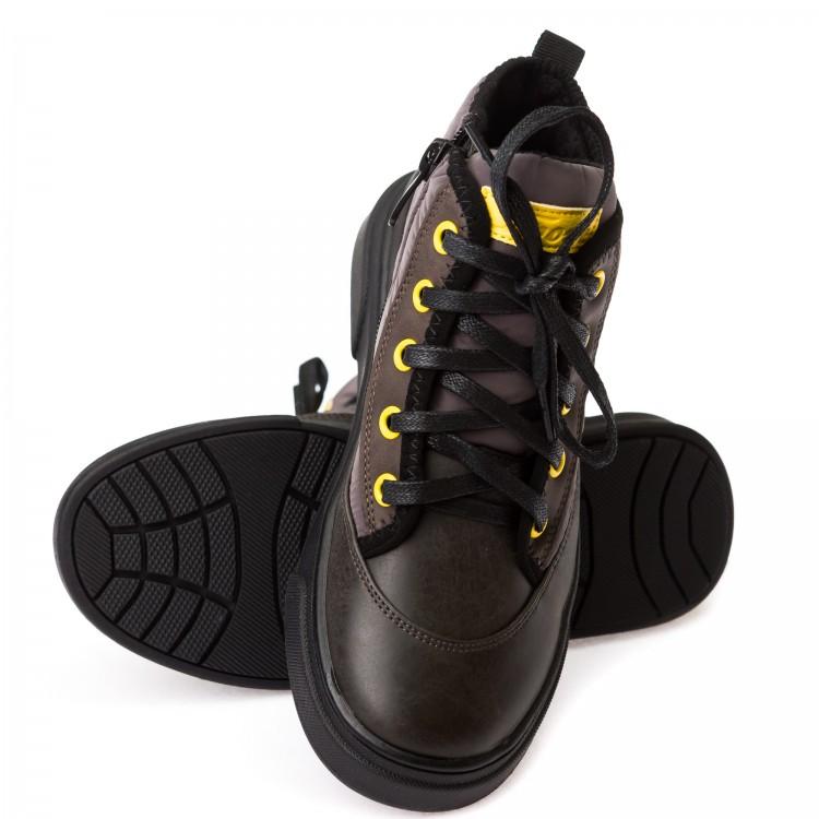 Ботинки Fashion д/с В58-1FQ (32-37)