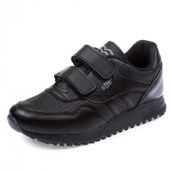 Кроссовки FLET чёрные