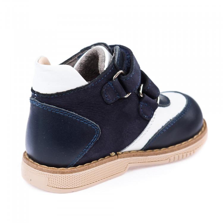 Ботинки д/с Panda 1011 син.бел.(19-20)