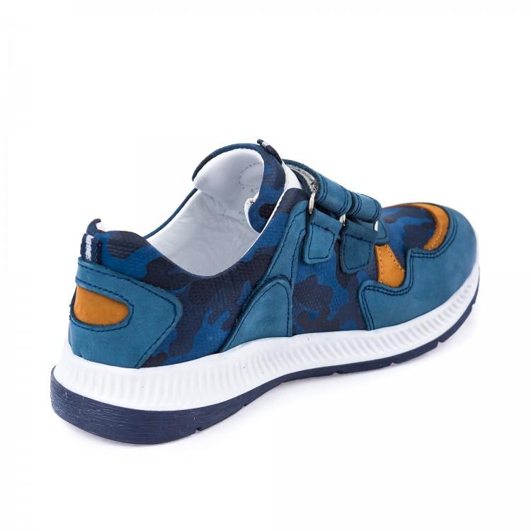 Кроссовки Panda синие для мальчика