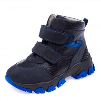 Ботинки д/с K.Pafi тёмно-синие