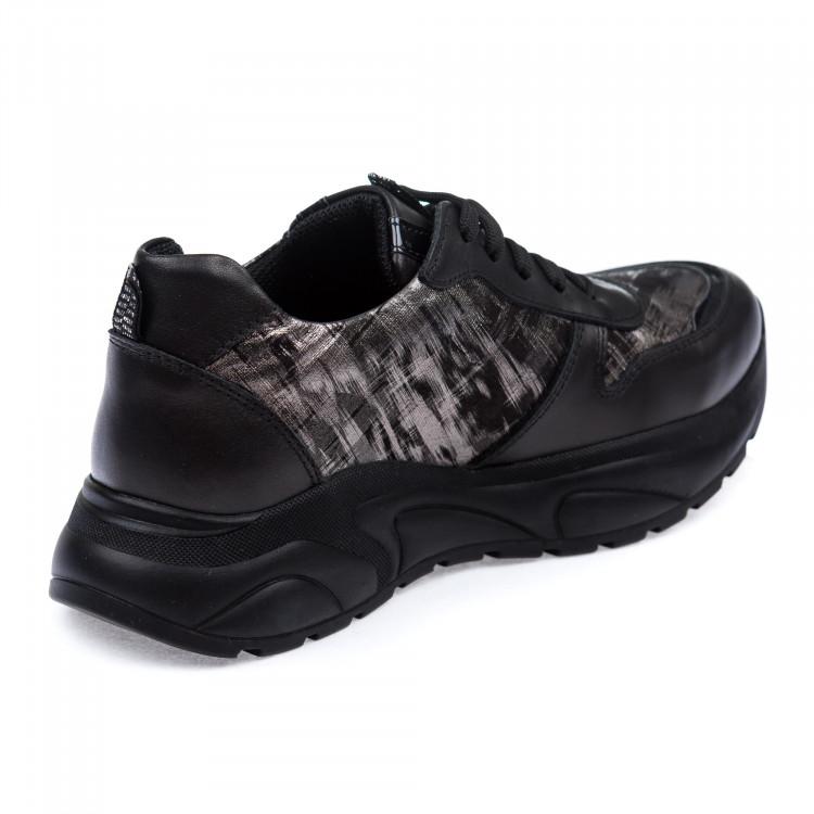 Кроссовки K.Pafi чёрные для девочки