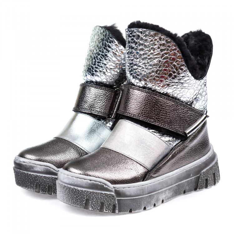 Ботинки зима Panda 0191081(02-173) (31-36)