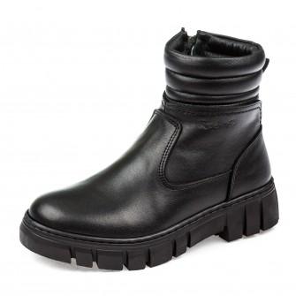 Ботинки зимние K.Pafi чёрные