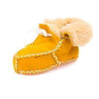Пинетки зима Ankara baby желтые