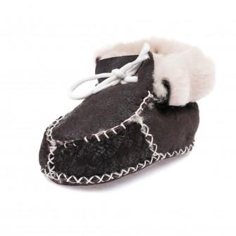 Пинетки зима Ankara baby черные