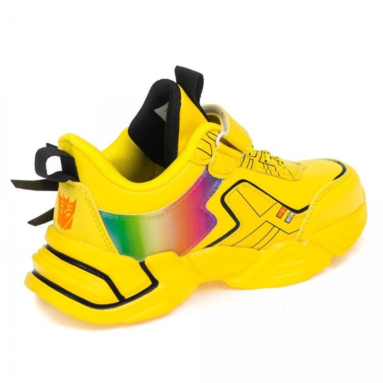 Кроссовки Fashion жёлтые для мальчика