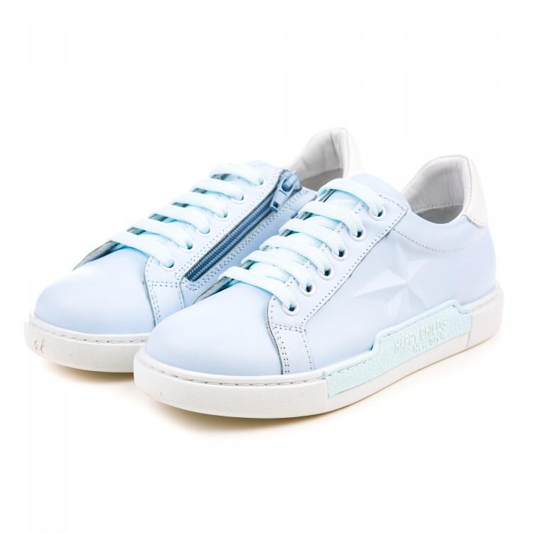 Кроссовки OCAK голубые для девочки
