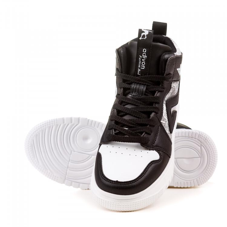 Кроссовки Fashion чёрные для мальчика