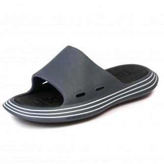 Шлёпки Fashion X9020-1 (серые) (40-45)