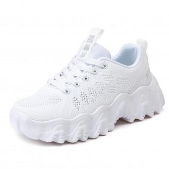Кроссовки Fashion 2733-1 белые (36-40)
