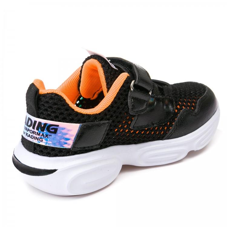 Кроссовки Fashion ZD8202115 черные (26-30)