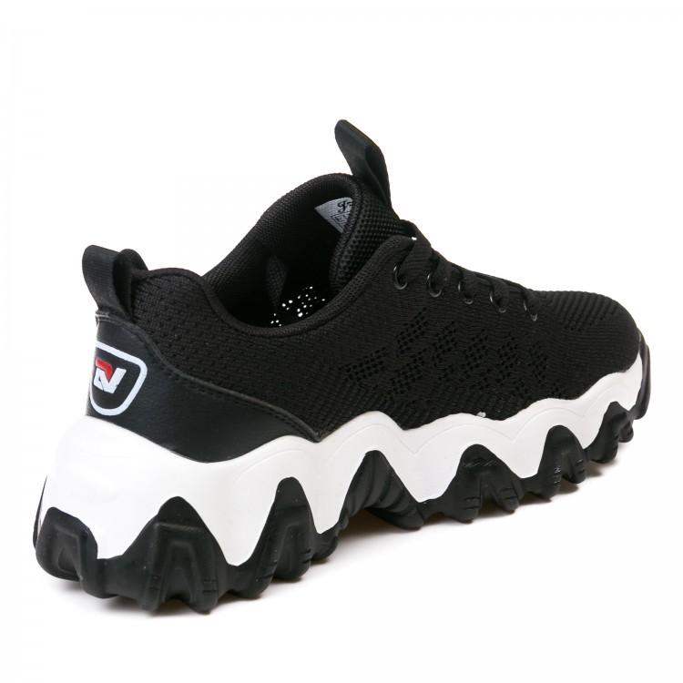 Кроссовки Fashion 2733-2 черные (36-40)