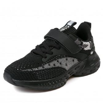 Кроссовки Fashion 520323 черные (33-39)