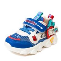 Кроссовки Fashion синие для мальчика