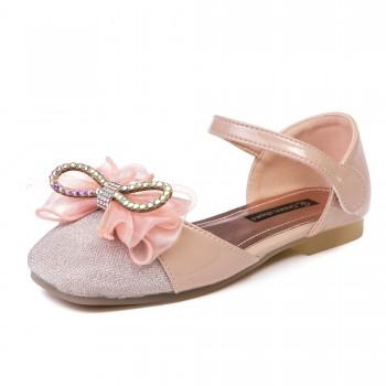 Босоножки Fashion 1212 розовый (31-36)