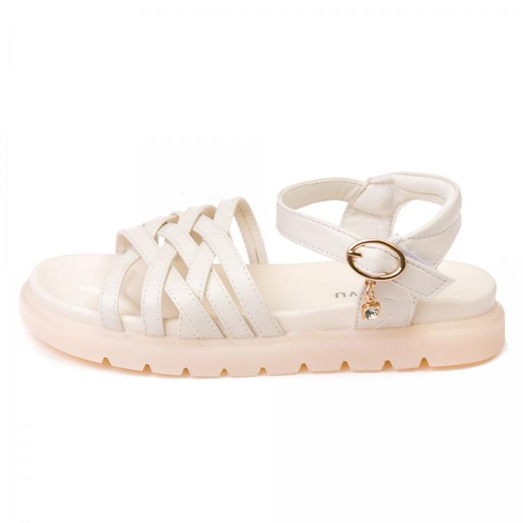 Босоножки Fashion белые