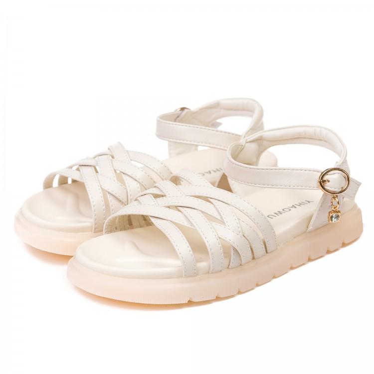 Босоножки Fashion V28635D бел (31-37)