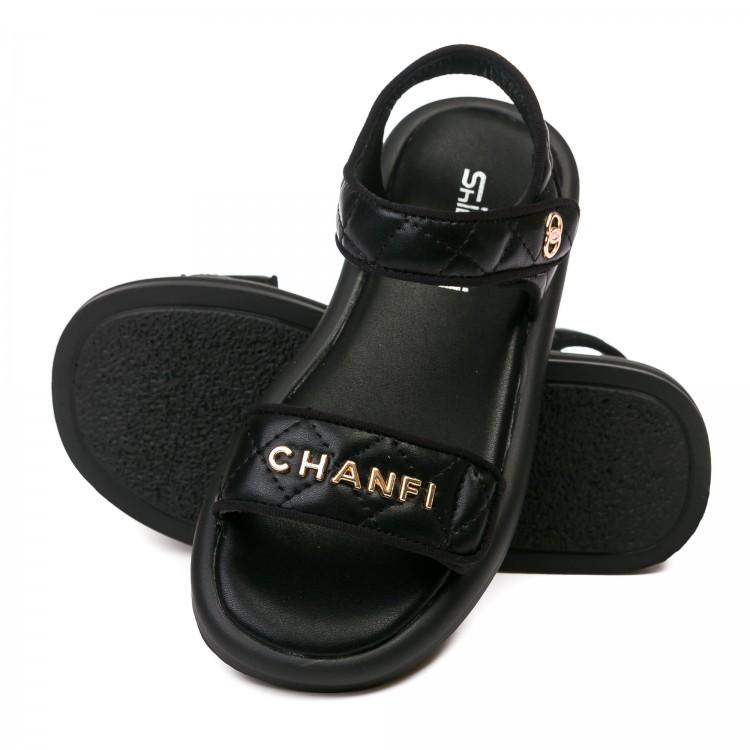 Босоножки Fashion 9203-1 черн (31-36)