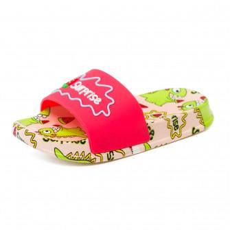 Шлёпки Fashion 8820 роз (24-35) KT