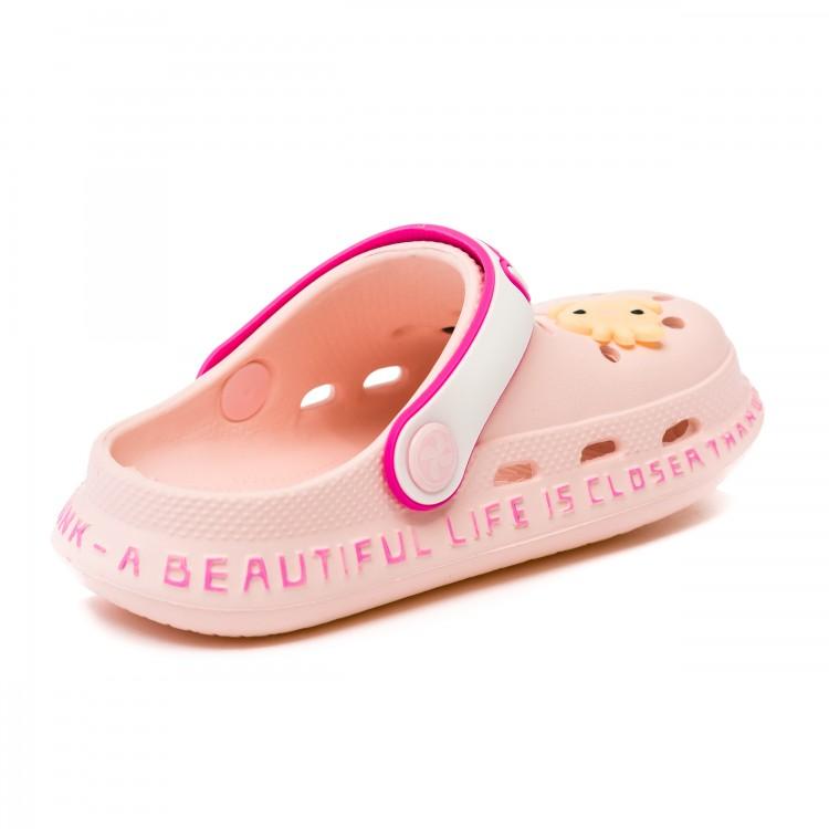 Шлёпки Fashion 1823D розовый (14-18)