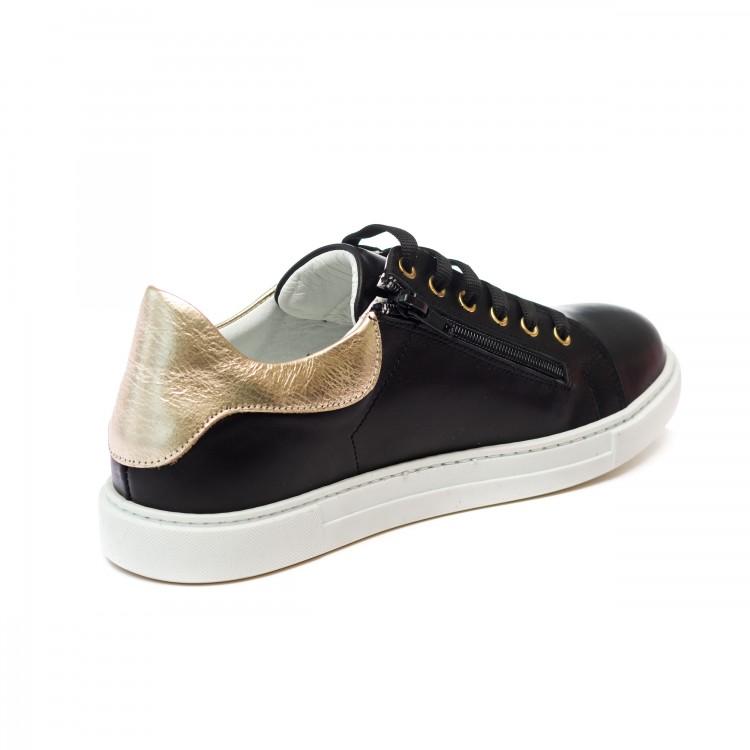 Кроссовки OCAK чёрные для девочки