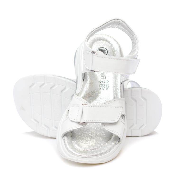 Босоножки КалориЯ 0950(07)(26-30) белые