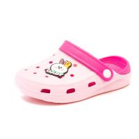 Шлёпки кроксы Fashion Baby розов (19-22)