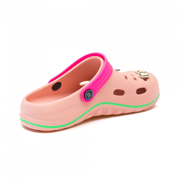 Кроксы Fashion розовые