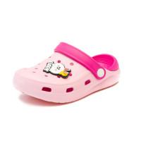 Шлёпки кроксы Fashion Baby розов (14-18)