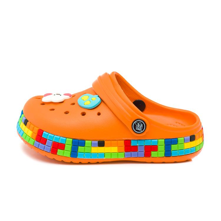 Кроксы Fashion оранжевые
