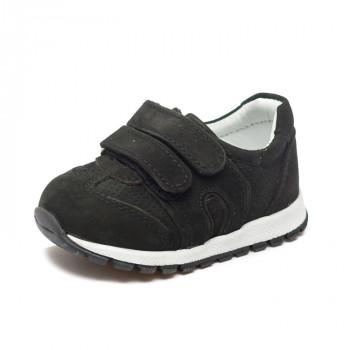 Кроссовки Sibel Bebe чёрные для мальчика