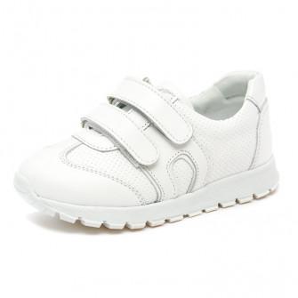 Кроссовки Sibel Bebe B30 белые (26-30)