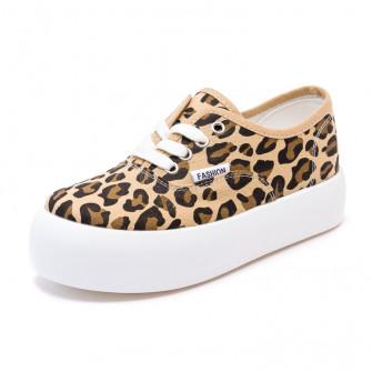Кеды Fashion H19 леопард (36-40)