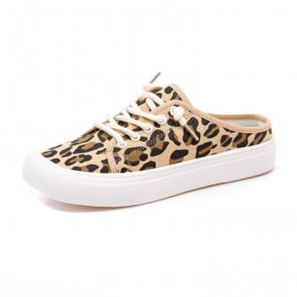Кеды Fashion G206 леопард (36-40)