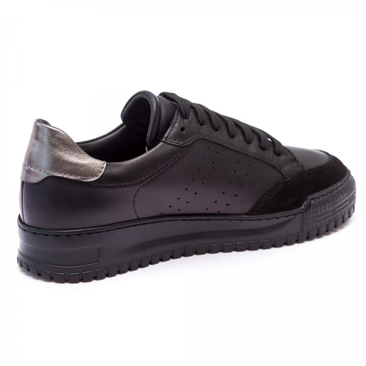 Кроссовки КалориЯ чёрные для девочки и для мальчика