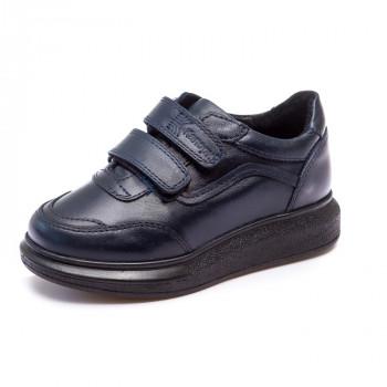 Кроссовки КалориЯ синие для мальчика