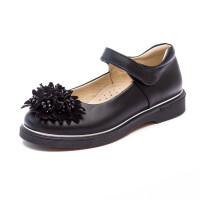 Туфли КалориЯ чёрные для девочки