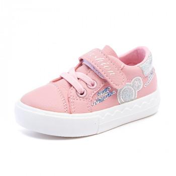 Кеды Fashion розовые для девочки