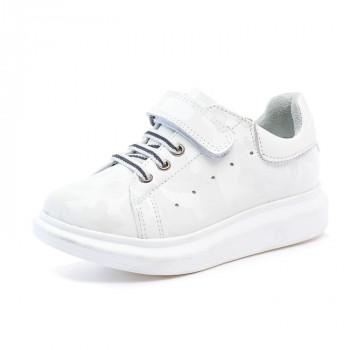 Туфли КалориЯ серые для девочки и для мальчика