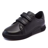 Туфли КалориЯ чёрные для мальчиков