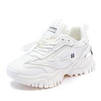 Кроссовки Fashion белые для девочки
