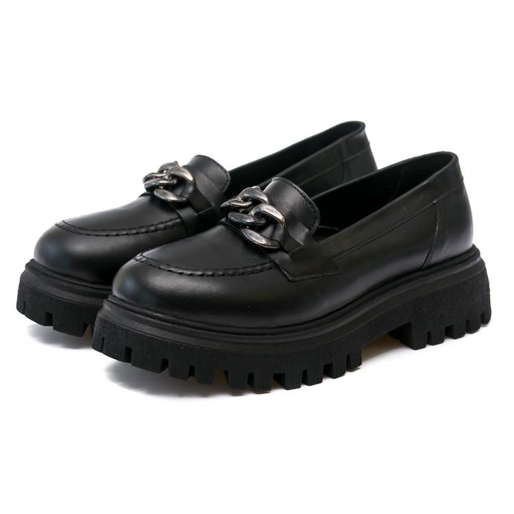 Туфли КалориЯ чёрные
