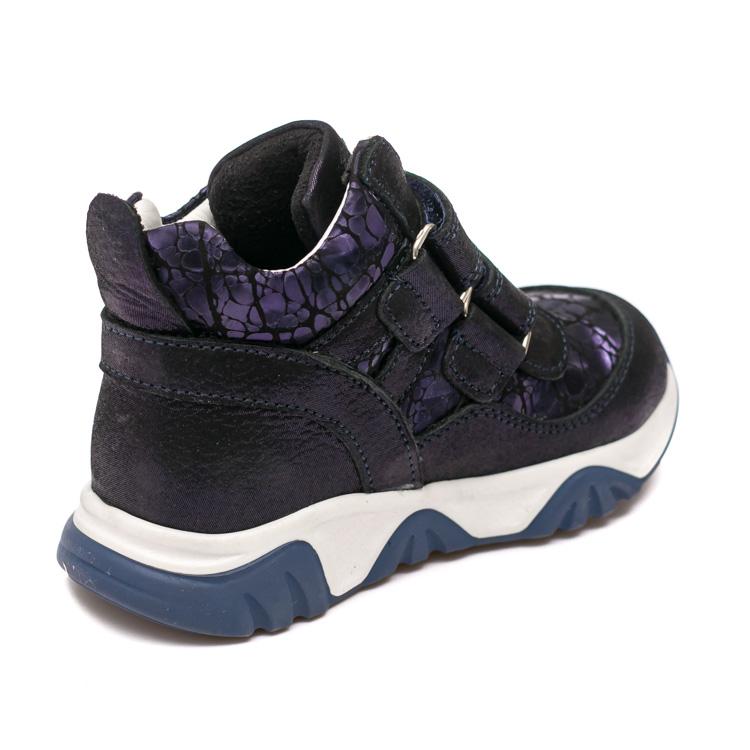 Ботинки д/с Panda синие