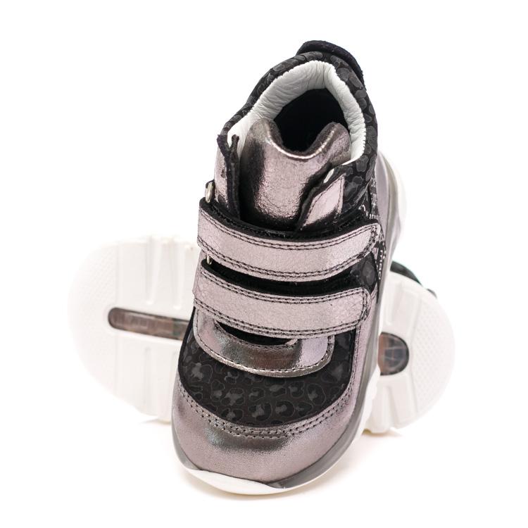 Ботинки д/с Panda серые