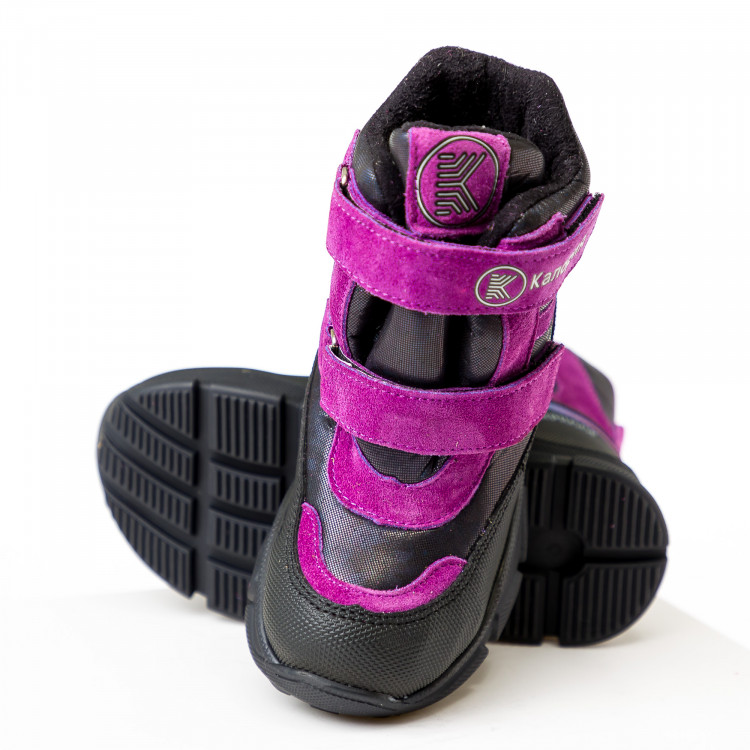 Термо ботинки КалориЯ сиреневые